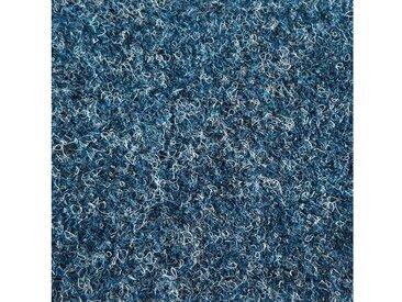 Andiamo ANDIAMO Teppichboden »Coupon Invita«, Breite 200 cm, Meterware, blau, dunkelblau