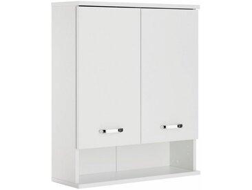 Schildmeyer Hängeschrank »Java« Breite 60 cm, weiß, weiß
