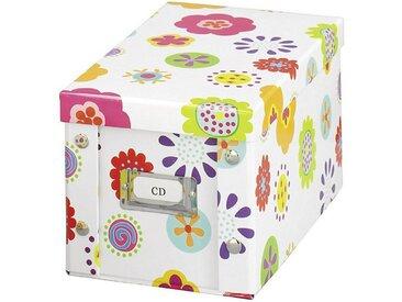 Zeller Present Aufbewahrungsbox, Blumen