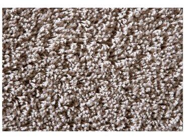 Andiamo ANDIAMO Teppichboden »Elena«, Breite 400 cm, Meterware, braun, beige/grau