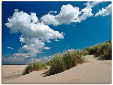 Artland Wandbild »Himmel, Dünen und Meer«, Strand (1 Stück), Leinwandbild