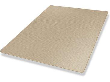 Dekowe Sisalteppich »Mara S2, gekettelt, Wunschmaß«, rechteckig, Höhe 5 mm, Obermaterial: 100% Sisal, Wohnzimmer, grau, kieselgrau