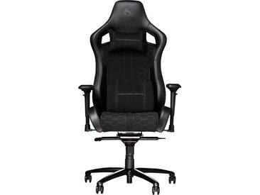 Joule Performance Gaming-Stuhl »Alcantara« WERTIGES ECHTLEDER, schwarz, anthrazit