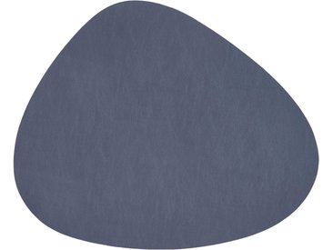 stuco Platzset »Kaja - Stone-Shape« (Set 2-tlg), blau, blau