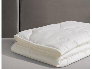"""Schlafwelt Naturfaserbettdecke, »Tencel KbA«, leicht, Bezug: 100% Baumwolle, (1-tlg), Duo-Decke mit """"sehr gut getestet"""", Bezug aus Bio-Baumwolle"""