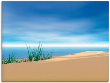 Artland Wandbild »Dünen II«, Strand (1 Stück), Leinwandbild
