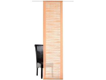 Neutex for you! Schiebegardine »Padova«, Klettband (1 Stück), inkl. Befestigungszubehör, Breite: 57 cm, orange, orange