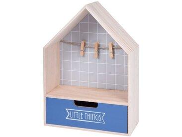 Home & styling collection Schatzkiste, blau, Dunkelblau