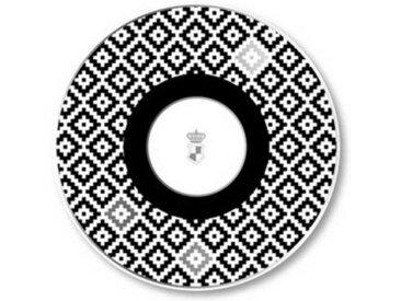 Goebel Teelichthalter »Château Schwarz-Weiß Diamonds«