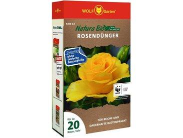 WOLF-Garten WOLF GARTEN Rosendünger »Natura-Bio N-RO 1,9«, rot, 1.9 kg, rot
