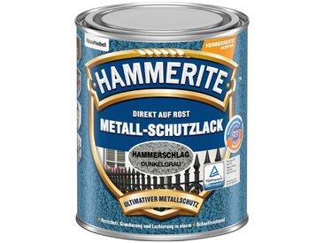 Hammerite HAMMERITE Metallschutzlack »Hammerschlag«, dunkel-grau, 0,25 Liter