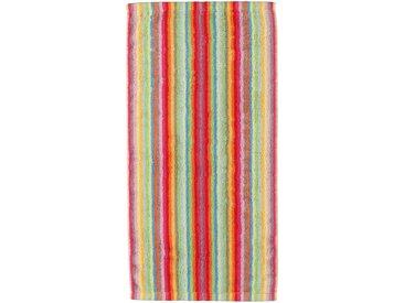 Cawö Badetuch »Lifestyle Streifen« (1-St), mit farbenfrohen Streifen