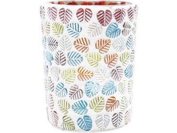 KARE Kerzenständer »Teelichthalter Little Leaves Small«