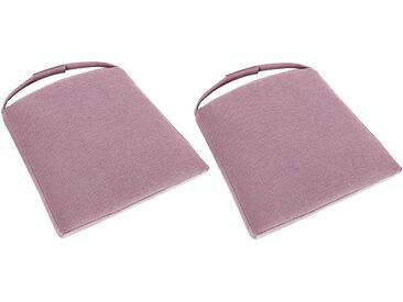 Gutmann Factory Sitzkissen, rosa, flieder