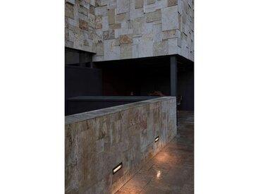 FARO Barcelona Gartenstrahler »NAT IP65 Dunkelgrau«