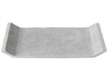 BLOMUS Dekotablett »MOON light grey 30 x 20 cm«