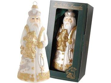 Krebs Glas Lauscha Christbaumschmuck »Santa« (1-tlg), mundgeblasen