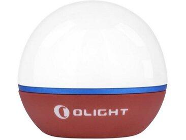OLIGHT Taschenlampe » Obulb Led Nachttischlampe, Dimmbar Stimmungslicht mit Warmweißem und Rotem Licht, nur 55g, 55 Lumen, 4 Beleuchtungsmodi«, rot