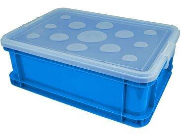 Gies Aufbewahrungsbox (Set, 4 Stück), 30 Liter