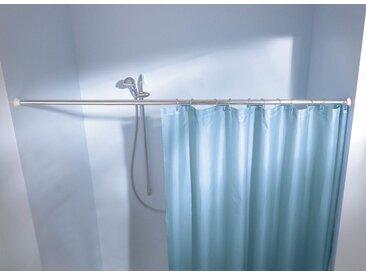 Kleine Wolke Federstange »Duschvorhangstange«, Ø 25 mm, ausziehbar, für Duschvorhänge, Länge Breite 125-220 cm