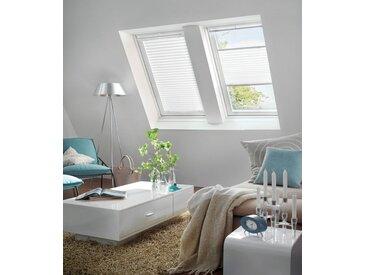GARDINIA Dachfensterplissee, blickdicht, ohne Bohren, passend für Velux Dachfenster