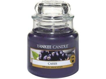 Yankee Candle Duftkerze »Classic Housewarmer Klein Cassis«