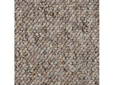 Bodenmeister BODENMEISTER Teppichboden »Schlinge gemustert«, Meterware, Breite 200/300/400/500 cm, natur, beige