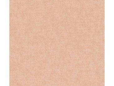 A.S. Création Vliestapete »Geo Nordic«, strukturiert, einfarbig, einfarbig, rosa, rose
