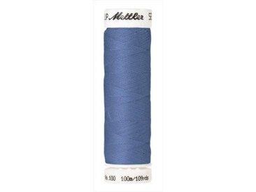 Good Life Nähgarn »SERALON«, Gardinen, Vorhänge, (1-St), Spule in vielen Farben, blau, blau