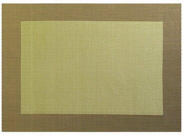 ASA SELECTION Platzset, »PVC colour oliv«