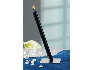 JOKA international Kerzenhalter »Magnetkerze aus Wachs mit Metallplatte, schräg stehend ohne zu tropfen«