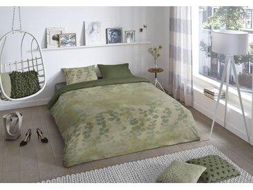 good morning Bettwäsche »Jacco Green«, hochwertige Renforcé Qualität
