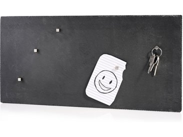 SÄNGER Magnettafel »Magnettafel«, (Magnettafel aus Schiefer inkl. Magneten)