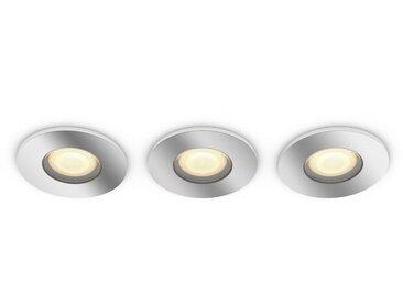 Philips Hue LED Einbauleuchte »Hue Adore«, Smarte Einbauleuchte inkl. Dimmschalter