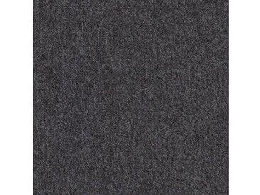 Teppichfliese »City«, quadratisch, Höhe 3 mm, selbstliegend, schwarz, 4 St., SL 780 anthrazit