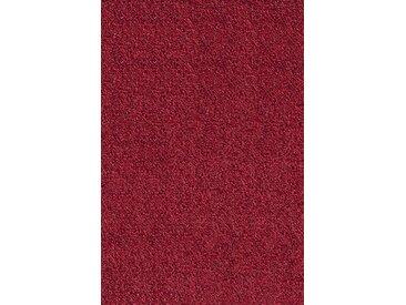 Andiamo ANDIAMO Teppichboden »Levin«, Breite 400 cm, Meterware, rot, rot