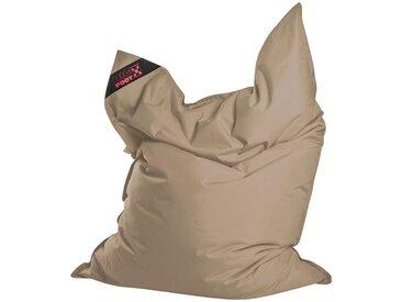Magma Heimtex Sitzsack »Big Foot«, Indoor / Outdoor geeignet, grün, khaki