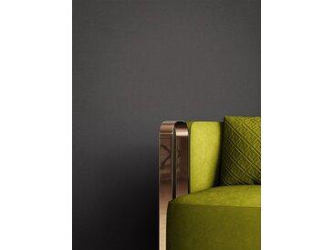 Newroom Vliestapete, Schwarz Tapete Modern Unifarbe - Einfarbig Leinenoptik Uni Schlicht Leinen Struktur für Wohnzimmer Schlafzimmer Küche, schwarz, Unifarbe,Leinen