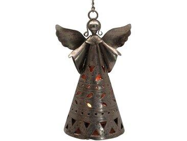 Guru-Shop Windlicht »Teelichthalter - schwebender Engel«