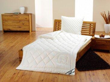 f.a.n. Frankenstolz 4-Jahreszeitenbett, »Baumwolle«, 4-Jahreszeiten, Füllung: 100% Baumwolle, Bezug: 100% Baumwolle, (1-tlg)