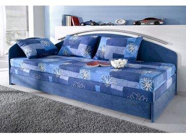 Maintal Schlafsofa, blau, H3, blau