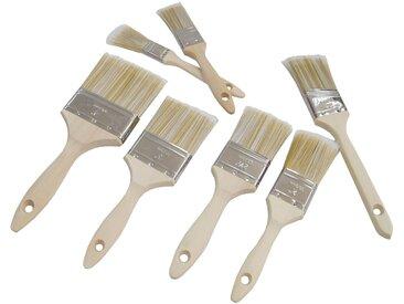 Flachpinsel, (Set, 7 St)
