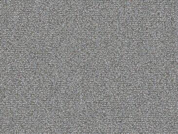 Vorwerk Teppichboden »ESSENTIAL 1076«, rechteckig, Höhe 8 mm, Melangevelours, 400 cm Breite, grau, grau