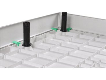 Sanotechnik Schürze »SMC«, für eckige Duschwannen, 80 x 80 cm, 80 cm, 80 cm, 80 cm