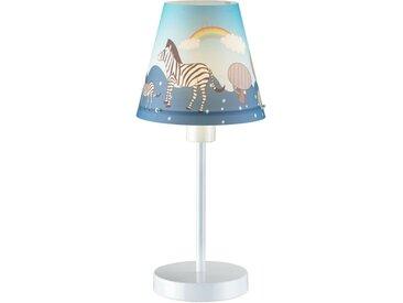 Licht-Erlebnisse Tischleuchte »ZEBRA Nachttischlampe Kinder Tier Motiv Kinderzimmer Bett Lampe«