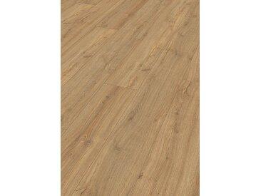 MODERNA Laminat »Elegance, Garonne Eiche«, Packung, pflegeleicht, 1288 x 244 mm, Stärke: 8 mm