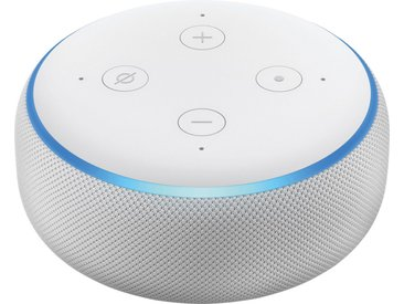 Echo Alexa Dot (3. Generation) Mono Smart Speaker (WLAN (WiFi), Bluetooth), natur, sandstein