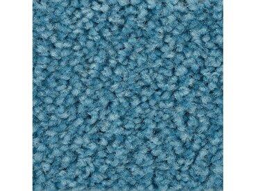 Bodenmeister BODENMEISTER Teppichboden »Pegasus«, Hochflor, Breite 400/500 cm, blau, blau/türkis