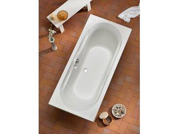 OTTOFOND Badewanne »Madera«, (2-tlg), mit Fußgestell