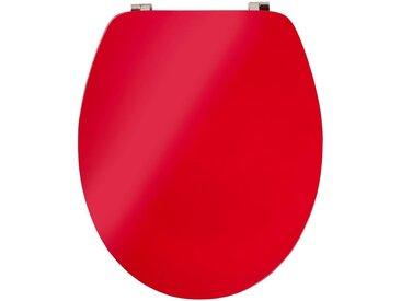 CORNAT WC-Sitz »Telo«, rot, rot